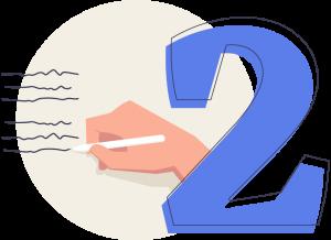 Deuxième étape de la topométhode : le script