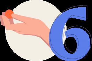 Sixième étape de la topométhode : l'animation