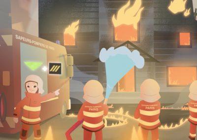 Brigade des Sapeurs Pompiers de Paris