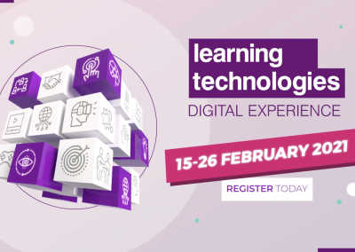 Learning Technologies Digital Experience