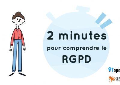2 minutes pour comprendre le RGPD