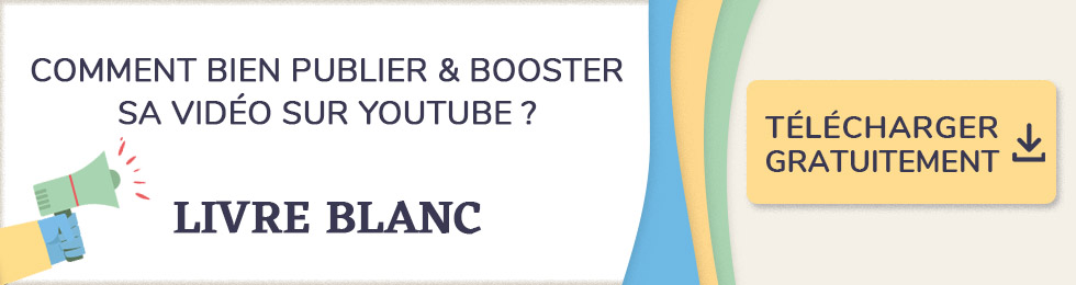 Bannière téélchargement gratuit livre blanc youtube