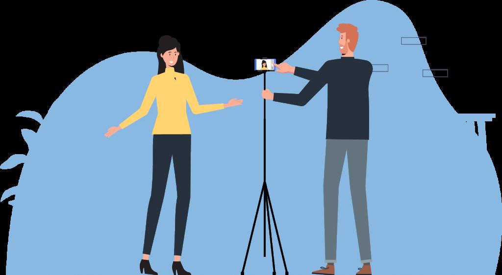 Offre TopoVideo Filmer avec son smartphone