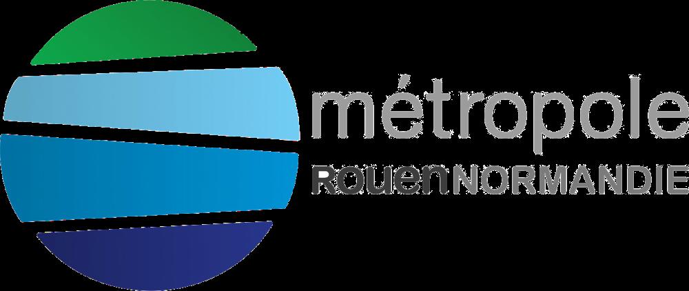 Logo Metropole RouenNormandie