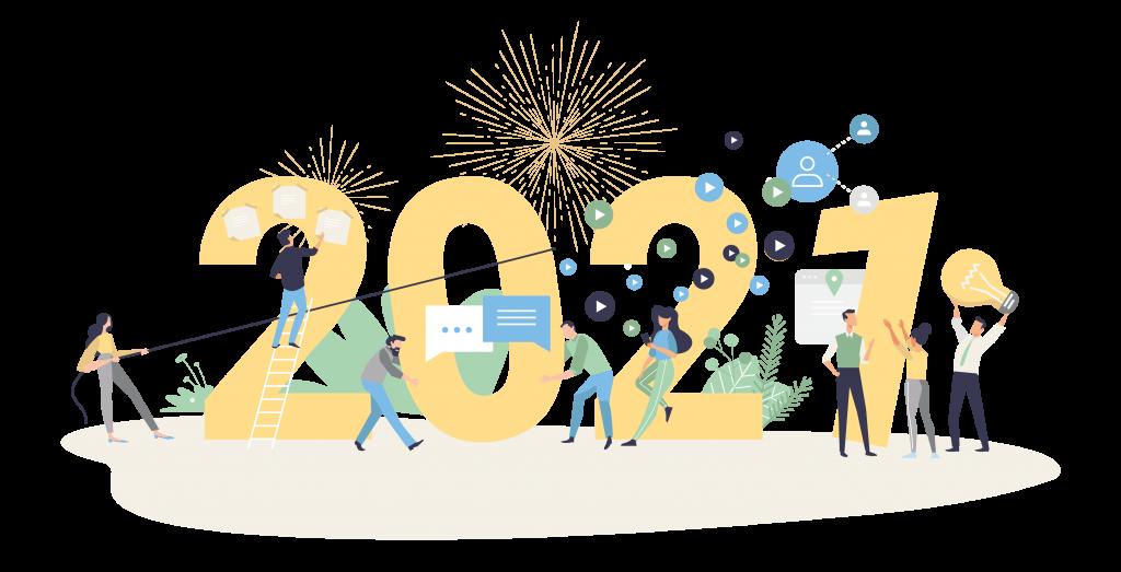 Les tendances du vidéo marketing en 2021
