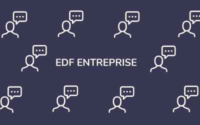[Cas client] EDF Entreprise & la Digitalisation