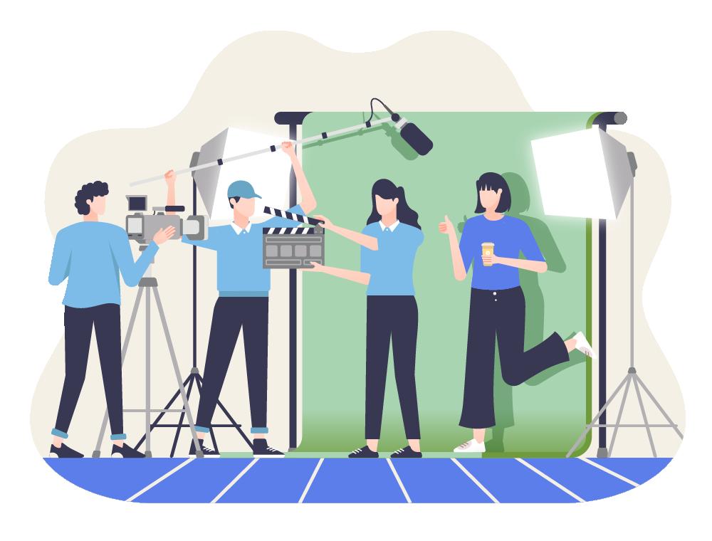 Prestataire vidéo externe