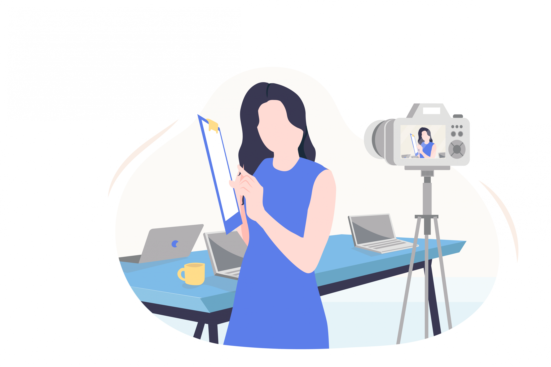 Production vidéo en interne
