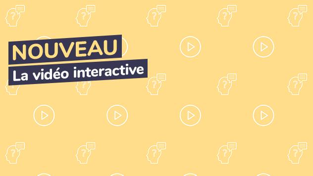 nouveau chez topovideo : la vidéo interactive