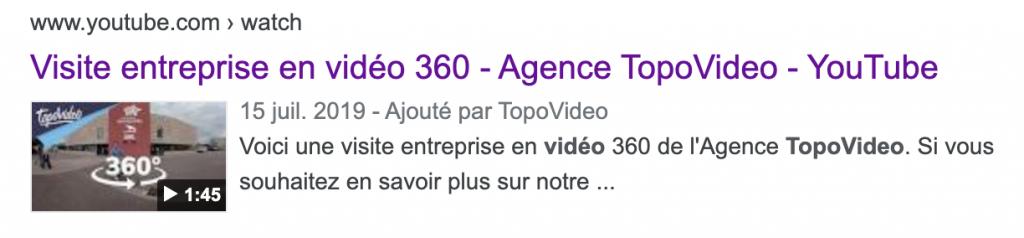 VSEO : Référencement naturel des vidéos, comment ça marche 360